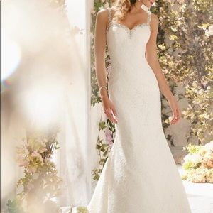 NWT Stunning Mori Lee Wedding dress